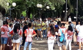 Presentaron los Carnavales Posadeños 2019