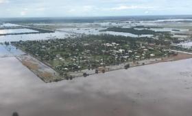 Chaco, Corrientes y Santa Fe afectadas por las inundaciones