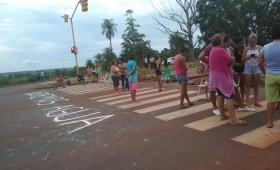 Garupá: más de 300 familias sin agua potable
