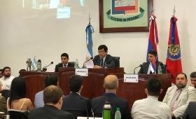 Dura crítica al discurso del intendente Losada