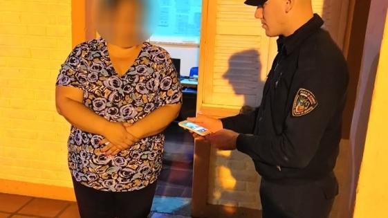 Recuperaron un celular robado y demoraron a un jovencito