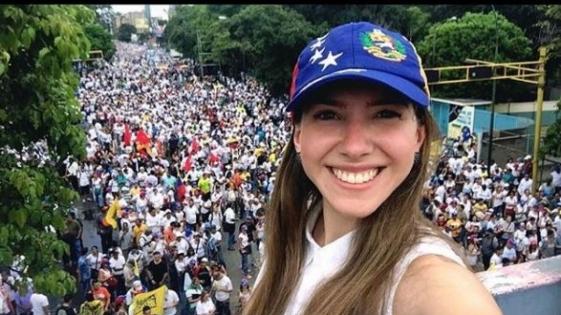 La esposa de Guaidó reclama que no se interrumpa la ayuda humanitaria a Venezuela