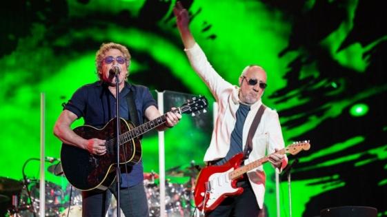 The Who trabaja en su primer disco en 13 años