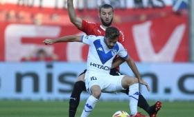Independiente reaccionó y terminó venciendo a Vélez en Avellaneda