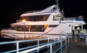 Empleados del catamarán reclaman sueldos atrasados