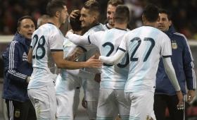 Argentina se mantuvo en el 11mo. lugar en el ranking de la FIFA