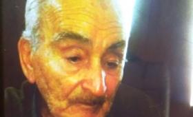 Buscan a un hombre de 89 años