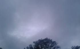 Sábado con posibles lluvias