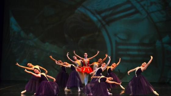 La Academia de Ballet de Moscú invita a la apertura del ciclo lectivo 2019
