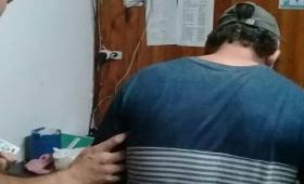 Manejaba un 350 alcoholizado y armado; fue detenido