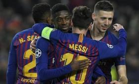 Champions: el Barcelona se medirá con el Manchester United