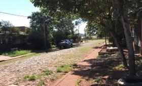 Barrio A4: un año sin alumbrado público