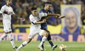 Boca venció a San Lorenzo y acaricia la clasificación a la Copa