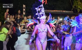 Domingo y lunes cierran los carnavales posadeños