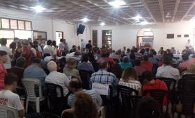 La Convención provincial de la UCR, aprobó el Frente Juntos por el Cambio