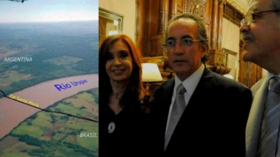 """""""No se habla"""" de los U$S 50 millones gastados en Garabí"""