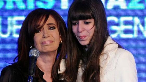 """Cristina """"está usando el problema de su hija, para beneficio personal"""""""