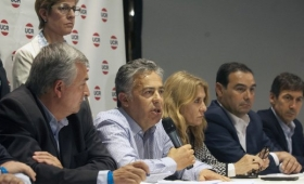 En Corrientes, gobernadores de la UCR ratificaron la pertenencia a Cambiemos