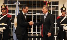 """Guaidó agradeció respaldo argentino y dijo que se prepara """"para la transición"""""""