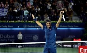 Roger Federer llegó a los 100 títulos en su carrera