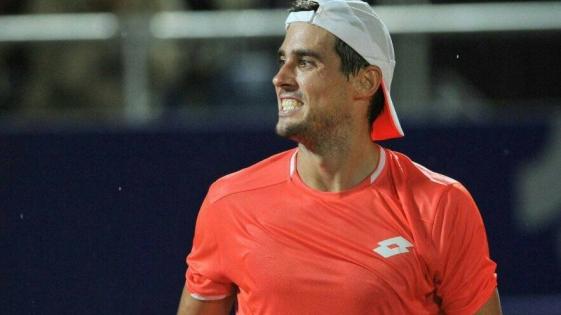 Guido Pella va por su primer título ATP