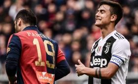 Juventus pierde su primer partido de la temporada en serie A