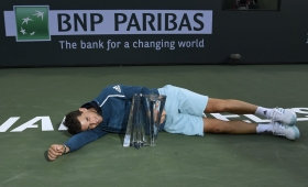 Thiem iguala su mejor posición histórica en el ranking ATP