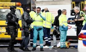 Un ataque en un tranvía de Utrecht deja 3 muertos y 9 heridos