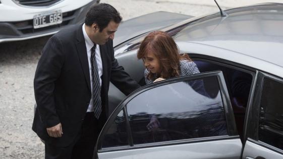 Bonadio procesó a Cristina Kirchner