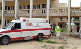 Rescatan a 7 niños del derrumbe de una escuela en Nigeria