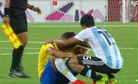 Argentina goleó a Brasil y clasificó al hexagonal final del sub 17