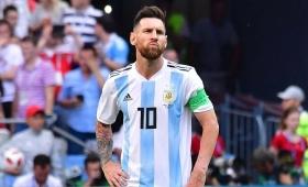 Messi, Agüero y Di María integran la lista de la Copa América