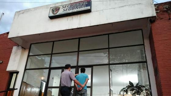 Detuvieron al presunto autor de un robo en Oberá