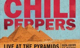Red Hot Chili Peppers darán un show en las pirámides de Egipto