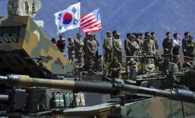 Estados Unidos y Seúl reducen ejercicios militares en Corea