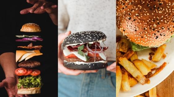 Estas son las hamburguesas más raras del mundo
