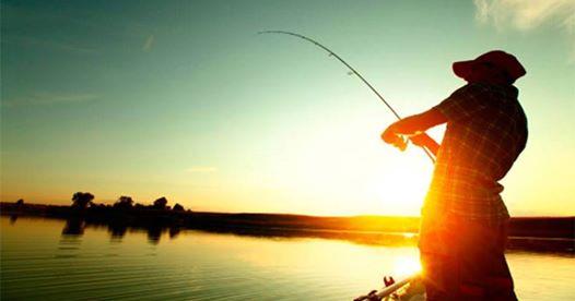 Concurso de pesca de costa en Posadas