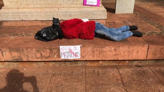 """Fuerte intervención de MuMaLá: """"Nos siguen matando"""""""
