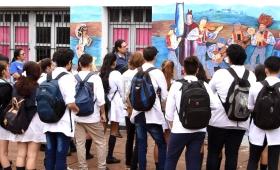 Comenzaron las actividades por la Semana de la Memoria, Verdad y Justicia