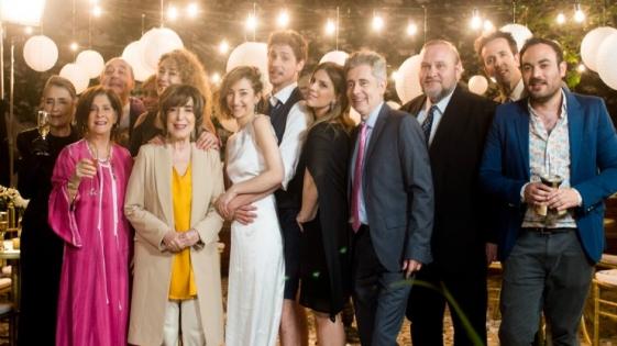 Noche de amor: la serie argentina que llega a Cannes