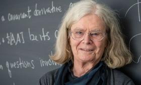 Por primera vez una mujer ganó el «Nobel» de matemáticas