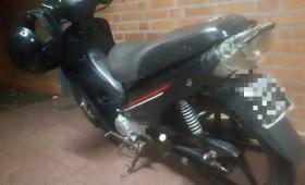 Recuperó una moto robada años atrás y detuvo a un joven