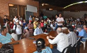 Gobierno y MPL llegaron a un acuerdo en algunos pedidos