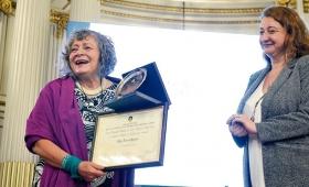 Distinguieron como Personalidad de la Cultura a la antropóloga Rita Segato