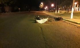 Un fallecido y un herido tras choque de motos