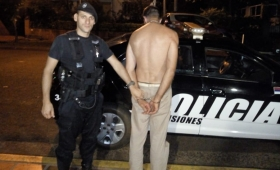 Violencia de Género: detuvieron a un hombre por golpear a su pareja