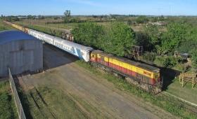 Chaco: Nación reparará 40 kilómetros de vías del ramal C-3