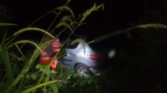 Despiste dejó un hombre fallecido en Ruta Provincial 17