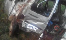 Violento choque en Eldorado dejó varios heridos