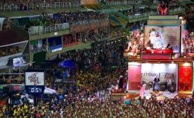 """Bolsonaro le declaró la """"guerra"""" al carnaval de Brasil"""